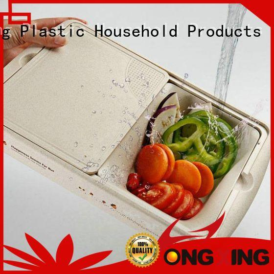plastic sink strainer basket  manufacturer for vegetables HongXing