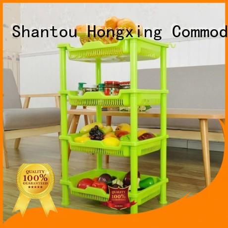 HongXing large capacity kitchen organizer rack bulk production for kitchen squeezer