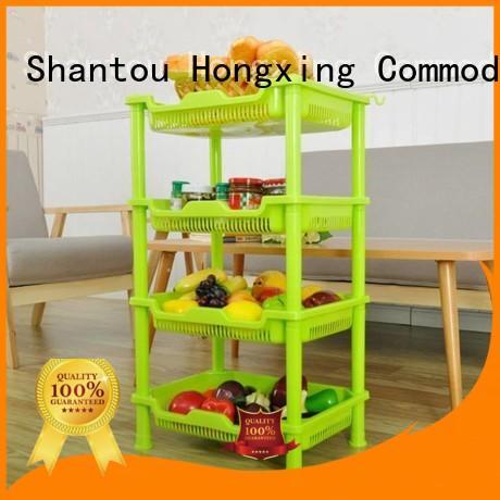 HongXing large capacity kitchen organizer rack bulk production for kitchen squeezer