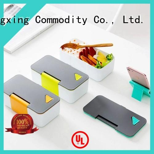 HongXing microwavable adult lunch box reliable quality for snack