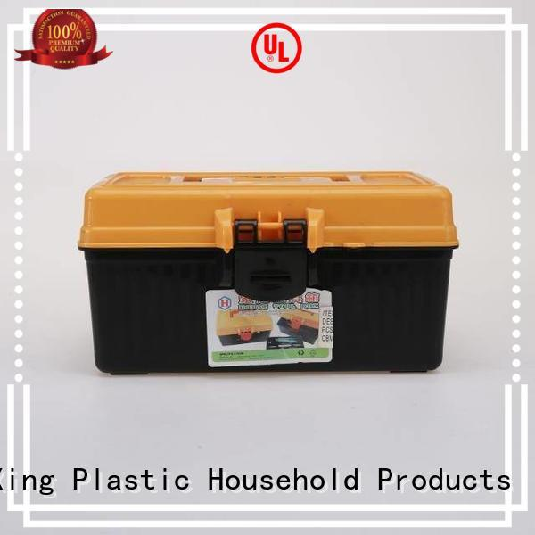 green plastic first aid kit binfamily for car HongXing