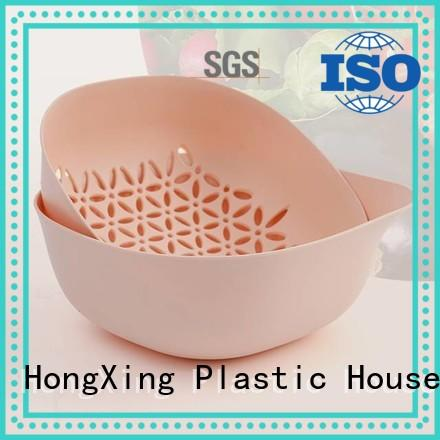 affordable plastic colander strainerplastic with many colors for fruits