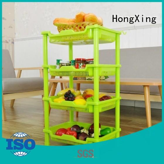 HongXing multipurpose multipurpose plastic rack from manufacturer for student