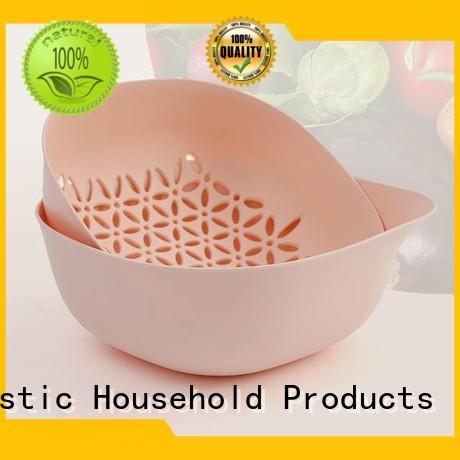 portable kitchen strainer types plastic for vegetables