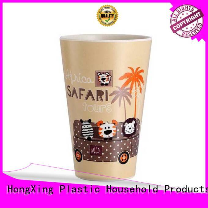 large capacity good quality plastic cups bulk production for juice HongXing