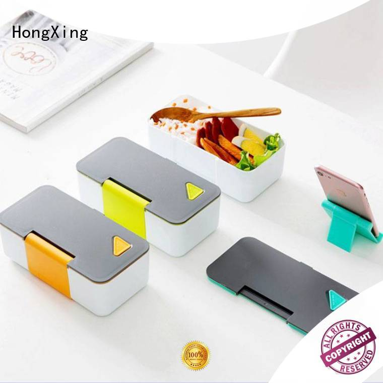 HongXing fashionable microwavable lunch containers great practicality for candy