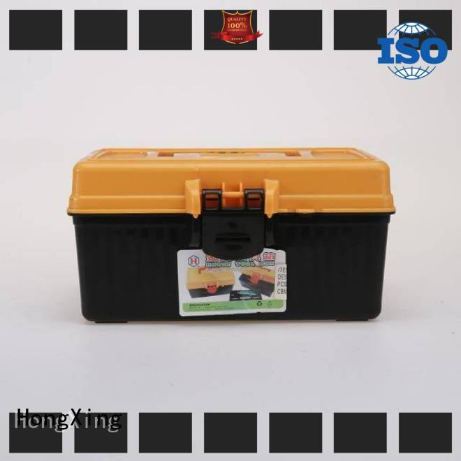 HongXing handle first aid container with affordable price in different colors