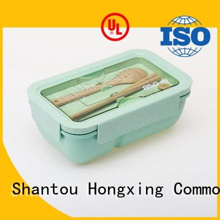 japanese bento lunch box containers boxplastic for macaron HongXing