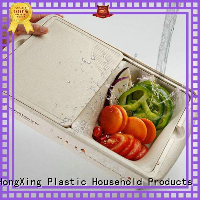 plastic kitchen accessories sale factory to store dishes HongXing